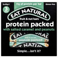 Een afbeelding van Eat Natural Protein packed with salted caramel