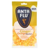 Anta Flu Ginger orange menthol