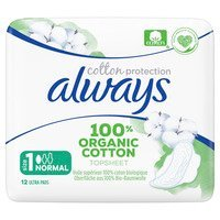 Een afbeelding van Always Ultra cotton normal