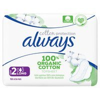 Een afbeelding van Always Ultra cotton long