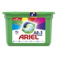 Ariel All-in-1 pods kleur wasmiddelcapsules