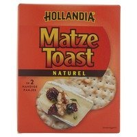 Hollandia Matzetoast naturel