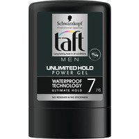 Een afbeelding van Taft Power Gel unlimited hold
