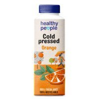 Een afbeelding van Healthy People Orange juice cold pressed HPP