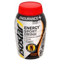 Isostar Endurance + Energy Sport Drink orange