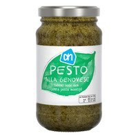 Pesto in pot