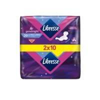 Libresse Ultra goodnight duo pack