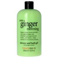 Een afbeelding van Treaclemoon One ginger morning bath and shower gel