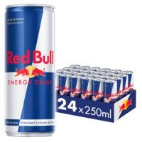 Een afbeelding van Red Bull Energy drink regular 24 pack