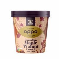 Een afbeelding van Oppo Ice Cream Pint maple walnut