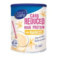Een afbeelding van Weight Care High Protein shake vanilla