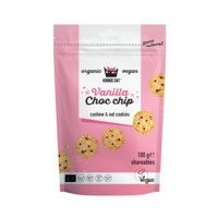 Een afbeelding van Kookie Cat Vanilla & choc chip share bag