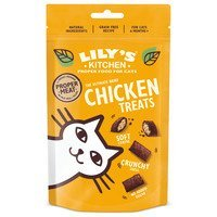 Een afbeelding van Lily's Kitchen Cat ultimate bribe chicken treats