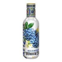 Een afbeelding van Arizona Blueberry white tea