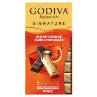 Een afbeelding van Godiva Tablet blood orange