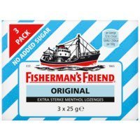 Een afbeelding van Fisherman's Friend Original no added sugar