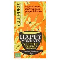 Een afbeelding van Clipper Happy mondays tea 1-kops