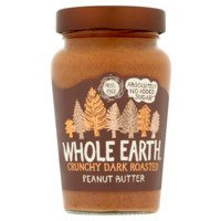 Een afbeelding van Whole Earth Dark roasted crunchy