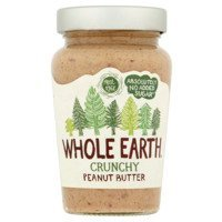 Een afbeelding van Whole Earth Original crunchy peanutbutter