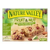 Een afbeelding van Nature Valley Fruit&Nut Apple Raisin