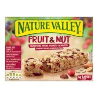 Een afbeelding van Nature Valley Fruit&Nut Cranberries