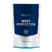 Een afbeelding van Body & Fit Whey perfection vanilla
