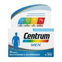 Een afbeelding van Centrum Men multivitaminen tabletten