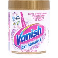Een afbeelding van Vanish Oxi advance power crystal white poeder