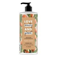 Een afbeelding van Love Beauty & Planet Shea butter & sandalwood showergel