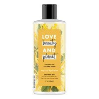 Een afbeelding van Love Beauty & Planet Coconut oil & ylang ylang showergel