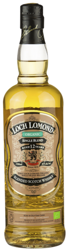 Loch Lomond Organic 12 Years Blend