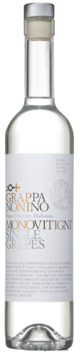 Nonino Single Grapes 50CL