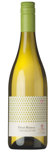 Villa Locatelli Pinot Bianco 75CL