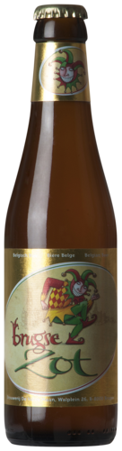 Brugse Zot Blond 33CL