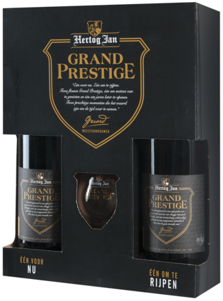Hertog Jan Grand Prestige Met Glas
