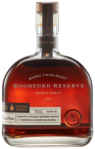 Woodford Double Oaked