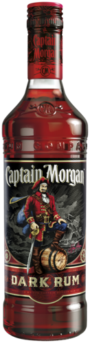 Captain Morgan Jamaica Rum 70CL