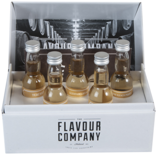 The Whiskies - Five Flavours Pack