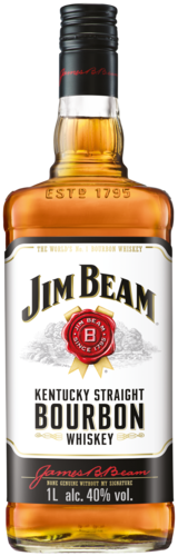 Jim Beam White 100CL