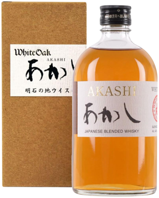 Akashi White Oak Blended 50CL