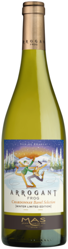 Arrogant Frog Chardonnay Barrel Selection Limited Edition 75CL