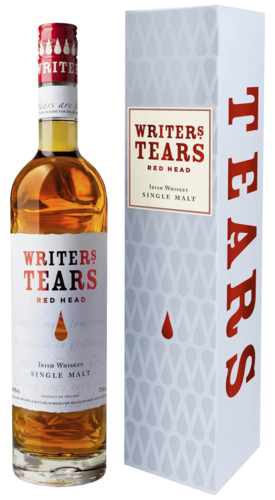 Writer's Tears Red Head