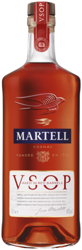 Martell Red Barrel VSOP