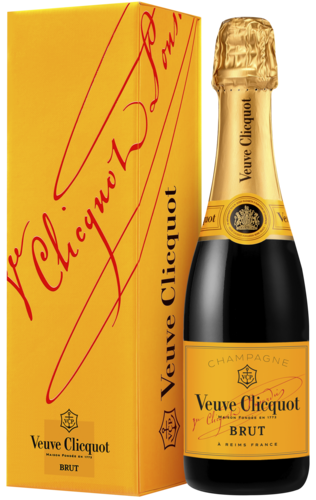 Veuve Clicquot Brut Giftpack 37,5CL