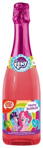 Za­ga­zoe My Little Pony Alcoholvrije Bubbels 75CL