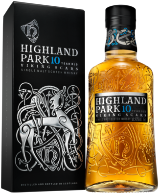 Highland Park Viking Scars 10 Years