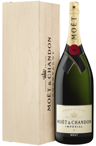 Moët & Chandon Brut Impérial Magnum in Kist 150CL