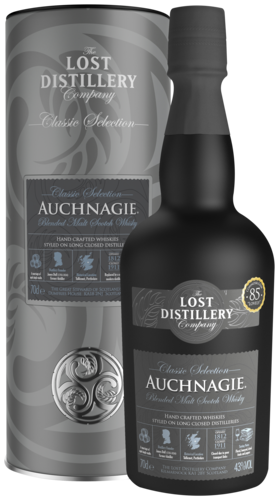 The Lost Distillery Auchnagie Blended Malt 70CL