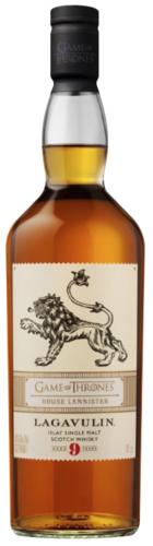 Lagavulin House Lannister Game of Thrones