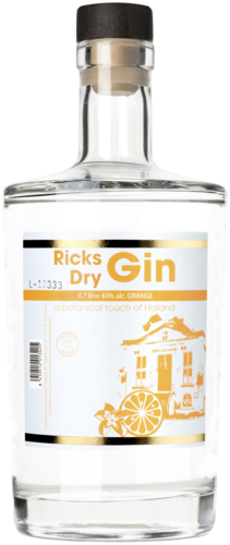Ricks Orange Dry Gin